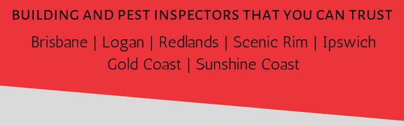 Building and Pest Inspectors Brisbane