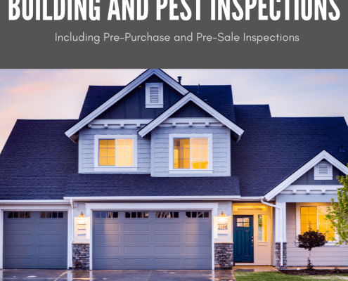 building and pest inspections
