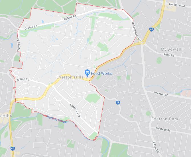Everton Hills
