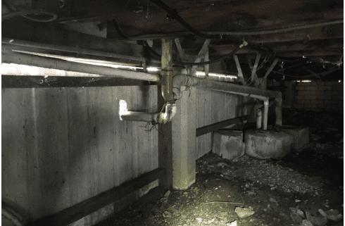 water leaking loganlea