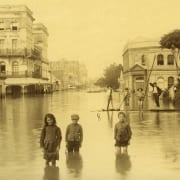 brisbane flood 1893