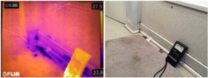 thermal camera pre-purchase building and pest inspection caboolture