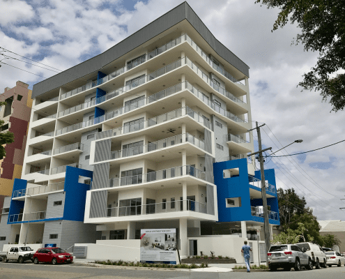 units or apartments brisbane