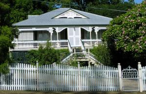 Queenslander larger than average house size in Australia