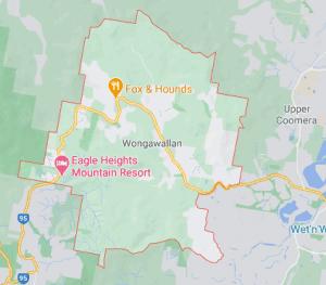 wongawallan
