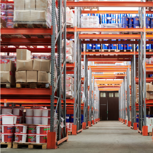 warehouse building and pest inspection